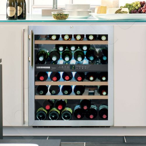 Įmontuojamas šaldytuvas vynui LIEBHERR UWTes 1672