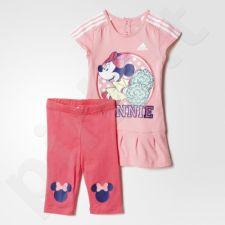 Komplektas Adidas Minnie Summer Set Kids AB5067