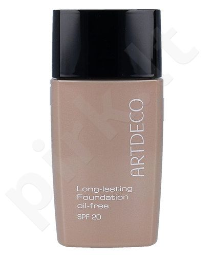 Artdeco Long Lasting Foundation SPF 20, kosmetika moterims, 30ml, (25 Light Cognac)