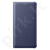 Samsung Galaxy A5 2016 atverčiamas dėklas piniginė WA510PBE juodas