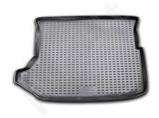 Guminis bagažinės kilimėlis DODGE Caliber hb 2006-2011 black /N12001