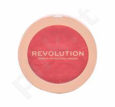Makeup Revolution London Re-loaded, skaistalai moterims, 7,5g, (Pop My Cherry)