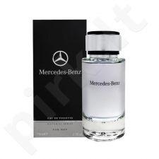 Mercedes-Benz Mercedes-Benz, tualetinis vanduo (EDT) vyrams, 120 ml (Testeris)