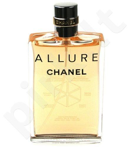 Chanel Allure, kvapusis vanduo moterims, 100ml, (testeris)