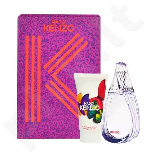 Kenzo Madly Kenzo rinkinys moterims, (EDT 30ml + 50ml kūno losjonas)