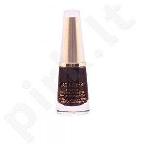 COLLISTAR PERFECT NAILS nagų lakas 21-black red 10 ml