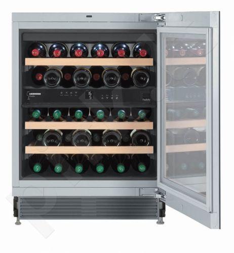 Įmontuojamas šaldytuvas vynui LIEBHERR UWT 1682