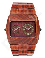 Laikrodis WE WOOD JUPITER BROWN