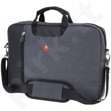 Krepšys nešiojamam kompiuteriui 4f H4L17-TRU001 pilkas