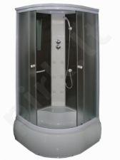 Masažinė dušo kabina ZQ-888 90x90 fabric