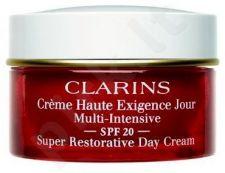 Clarins Super Restorative dieninis kremas SPF20, kosmetika moterims, 50ml[pažeista pakuotė]