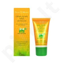 Frais Monde Face Tanning Lotion Anti-Wrinkle SPF24, kosmetika moterims, 50ml