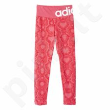 Sportinės kelnės Adidas Wardrobe Fun Cotton Tight Junior AB4503