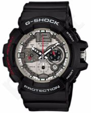 Laikrodis CASIO G-SHOCK GAC-110-1ADR G-CLASSIC Shock & Magnetic resistant Resin Case & Strap Auto led World time 29 zon 4 daily s Snooze Hourly Time Signal Countdown Timer Full auto-calendar