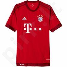 Marškinėliai futbolui Adidas Bayern Monachium Lewandowski M S14294