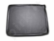Guminis bagažinės kilimėlis DODGE Nitro 2007-2012 black /N12006