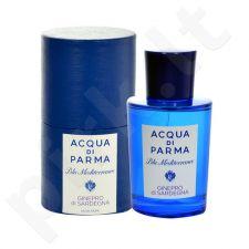 Acqua Di Parma Blu Mediterraneo Ginepro di Sardegna, tualetinis vanduo moterims ir vyrams, 75ml