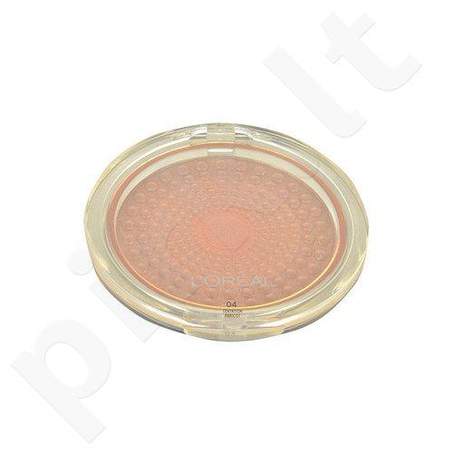 L´Oreal Paris Lumi Magique Pearl pudra, kosmetika moterims, 10g, (04 Tentation Abricot)