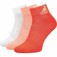 Kojinės Adidas Performance Ankle Thin 3 poros W S99887
