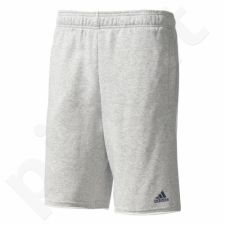 Šortai Adidas Essentials Raw Hem French Terry Short M BK7459