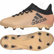 Futbolo bateliai Adidas  X 17.1 FG Jr CP8977