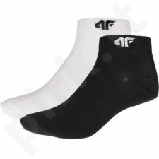Kojinės 4f H4L19-SOD005  baltas