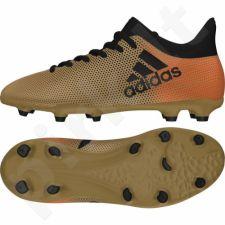 Futbolo bateliai Adidas  X 17.3 FG Jr CP8990