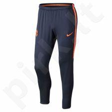 Sportinės kelnės futbolininkams Nike FC Barcelona Dri-FIT Squad M AA3518-451