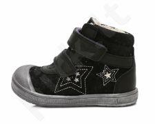 D.D. step juodi batai su pašiltinimu 22-27 d. da031347