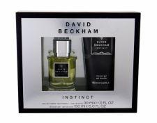 David Beckham Instinct, rinkinys tualetinis vanduo vyrams, (EDT 30ml + 150ml dušo želė)