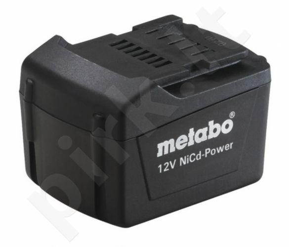 Akumuliatorinė baterija 12V 1,7 Ah Nicd