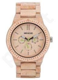 Laikrodis WE WOOD KAPPA BEIGE