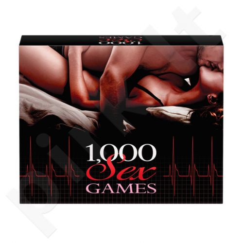 KHEPER GAMES - 1000 SEX GAMES