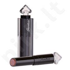 Guerlain La Petite Robe Noire Deliciously Shiny lūpų dažai, kosmetika moterims, 2,8g, (012 Python Bag)