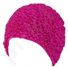 Kepuraitė plauk. mot. PES FRILL 3448 43 pink
