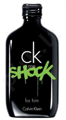 Calvin Klein CK One, Shock, tualetinis vanduo vyrams, 100ml