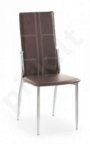 Kėdė K47, tamsiai rudos sp.