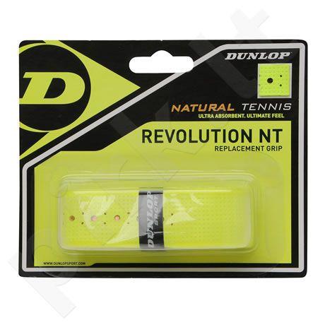 Raketės replacegripsas NT Rev 1-blister geltona