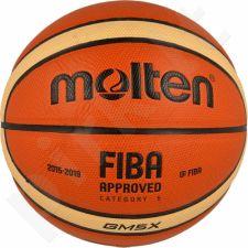 Krepšinio kamuolys Molten GM5X
