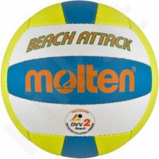 Kamuolys paplūdimio tinkliniui Molten Beach Attack MBVBA