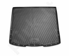 Guminis bagažinės kilimėlis JEEP Cherokee 2014->  black /N20002