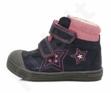 D.D. step tamsiai mėlyni batai su pašiltinimu 22-27 d. da031347a