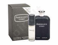 Arrogance Arrogance Uomo, rinkinys tualetinis vanduo vyrams, (EDT 75 ml + EDT 30 ml)