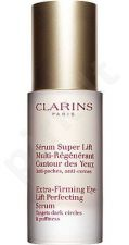 Clarins Extra Firming Eye Lift serumas, kosmetika moterims, 15ml