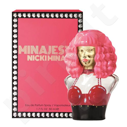 Nicki Minaj Minajesty, EDP moterims, 100ml, (testeris)