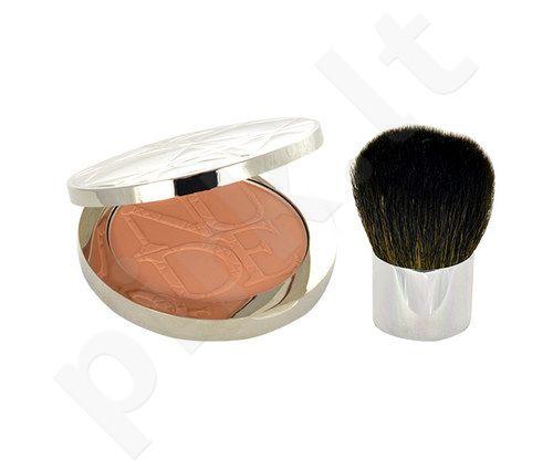 Christian Dior Diorskin Nude Tan Nude Glow Sun pudra, kosmetika moterims, 10g, (003 Cinnamon)[pažeista pakuotė]