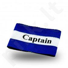 Kapitono raištis II JUN 14 blue/white
