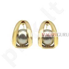 Puošnūs auskarai su perlais A264