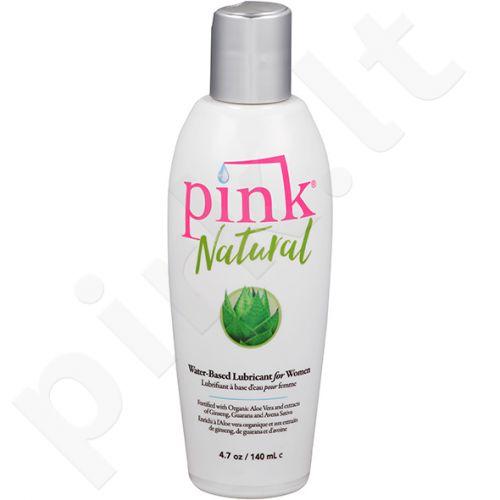 PINK - NATURAL 140 ML
