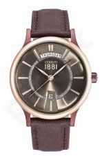 Laikrodis CERRUTI VARALLO CRA128SBRR12BR